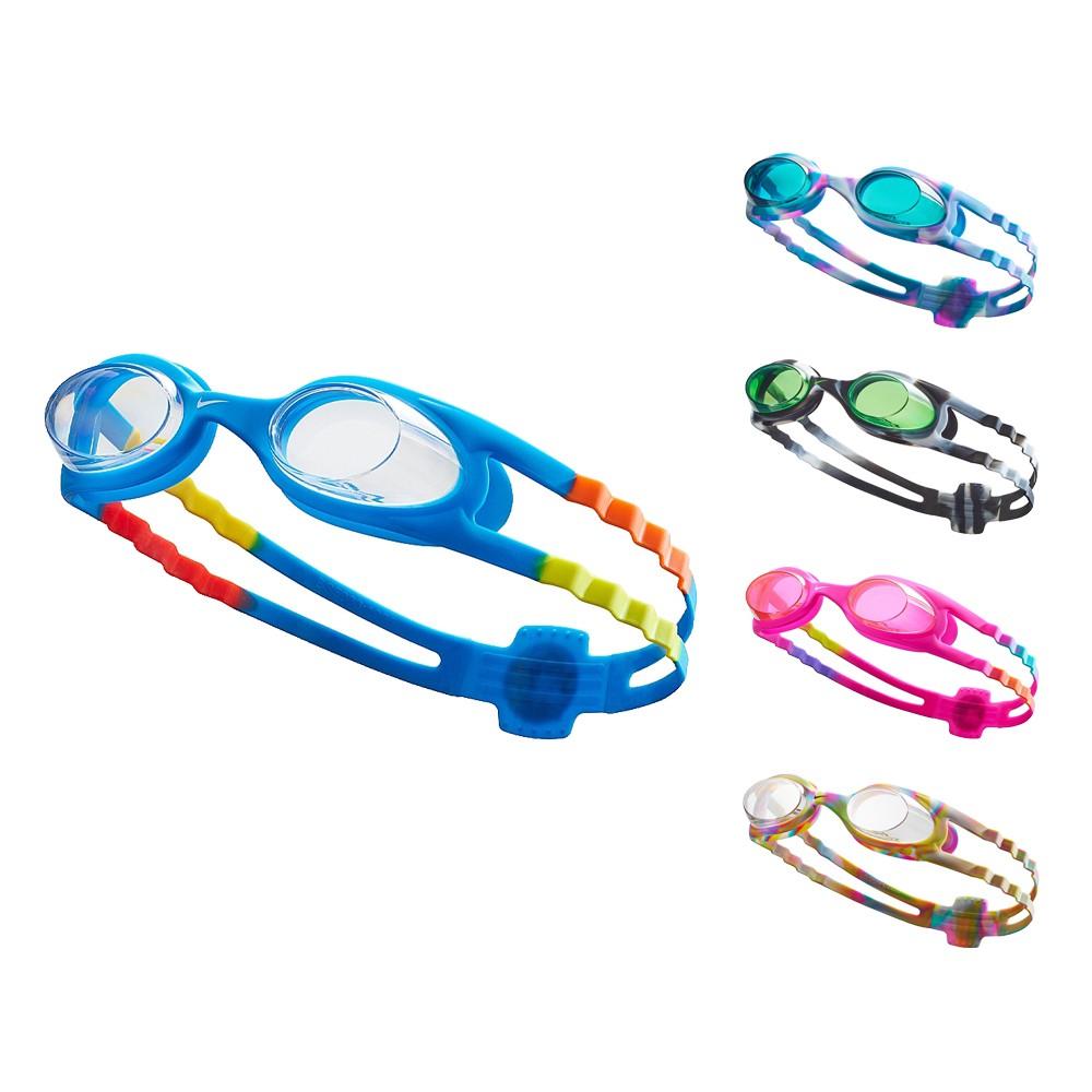 NIKE EASY FIT 兒童休閒泳鏡 兒童泳鏡 蛙鏡 易穿戴泳鏡 NESSB166 【樂買網】