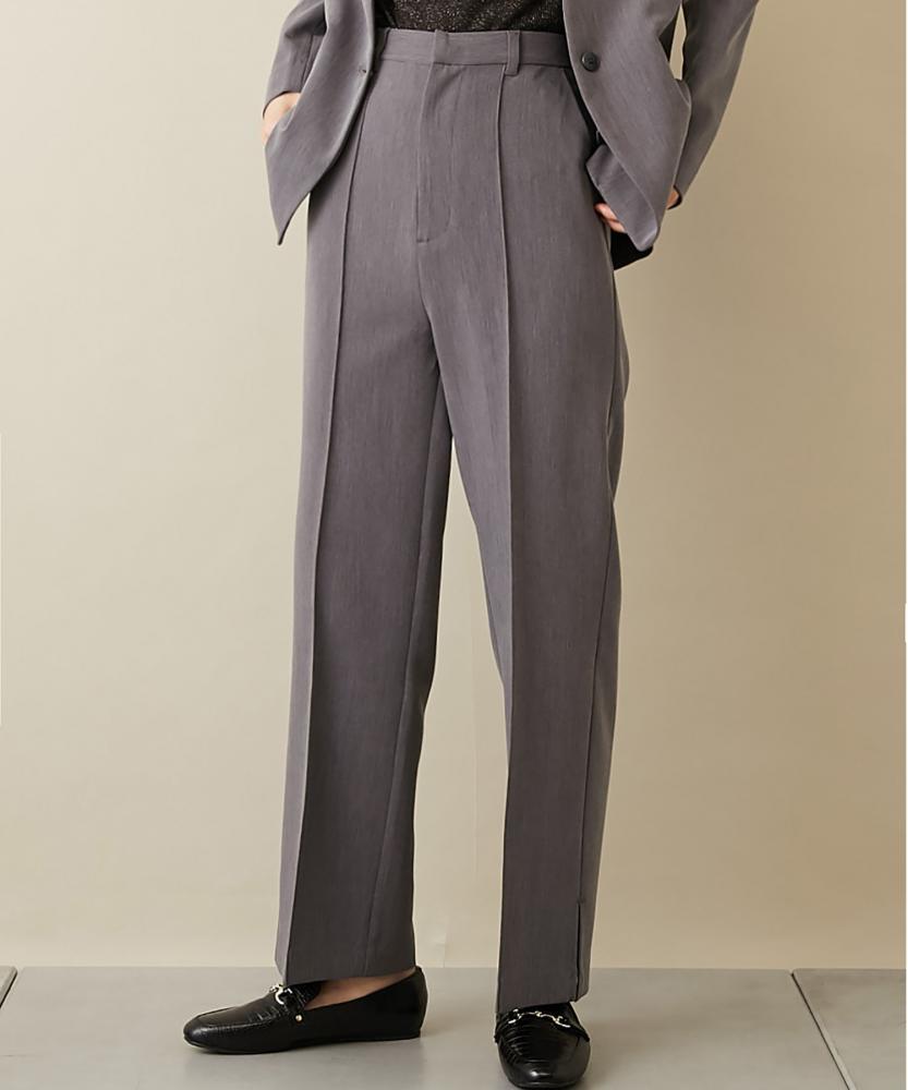 簡約質感西裝褲