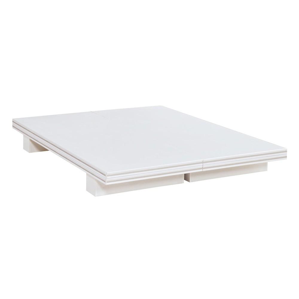 152cm日式床底-c582-10床底 床架 高腳床組 抽屜收納 臥房床組 金滿屋