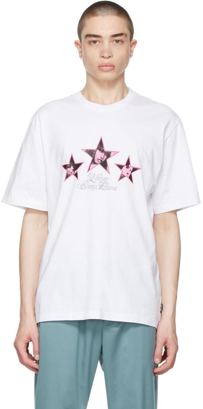 Noon Goons 白色 Dreaming T 恤
