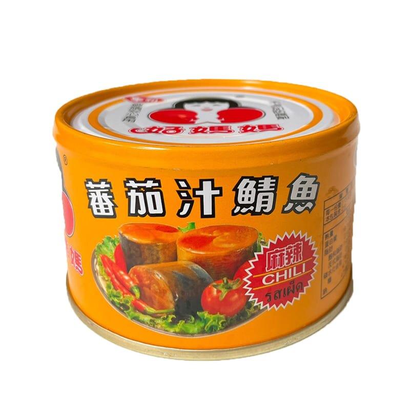 東和好媽媽麻辣蕃茄汁鯖魚230g(6入)/組 【康鄰超市】