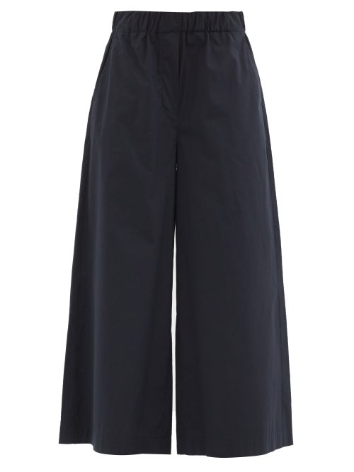 Weekend Max Mara - Zum Trousers - Womens - Navy