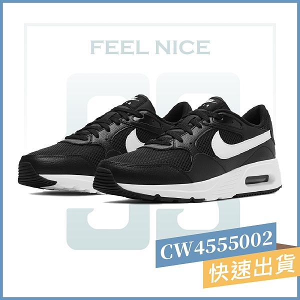NIKE AIR MAX SC 黑 男 氣墊 復古 穿搭 運動 休閒鞋 CW4555002