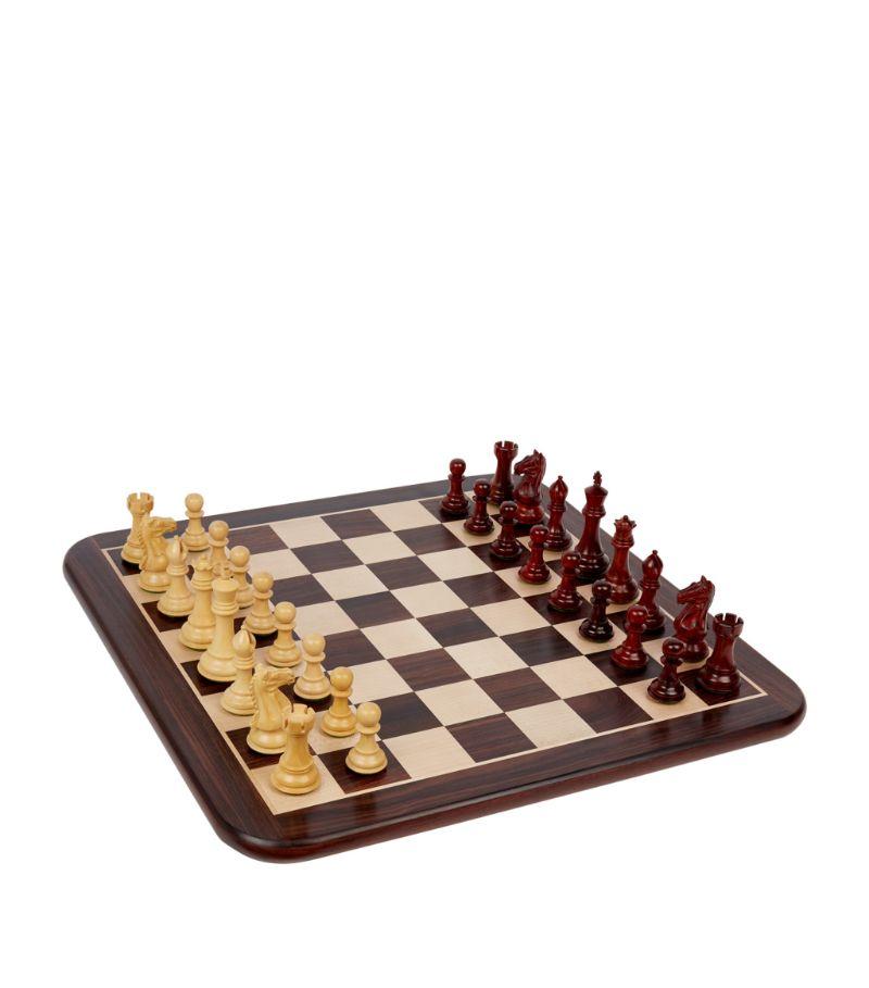 Chess & Bridge Supreme Chessmen Set