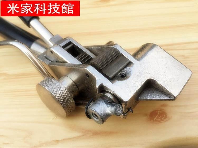 打包機 304不銹鋼扎帶鉗打包機扎帶剪不銹鋼扎帶槍捆扎齒輪式工具