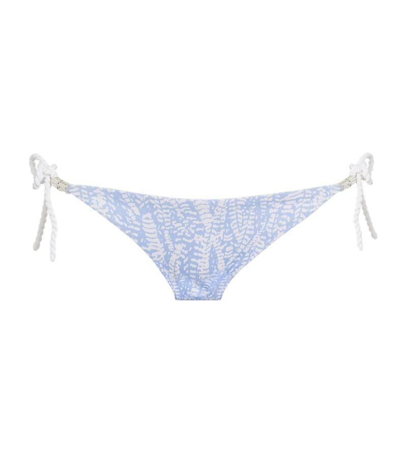 Heidi Klein Reversible Tie-Side Bikini Bottoms