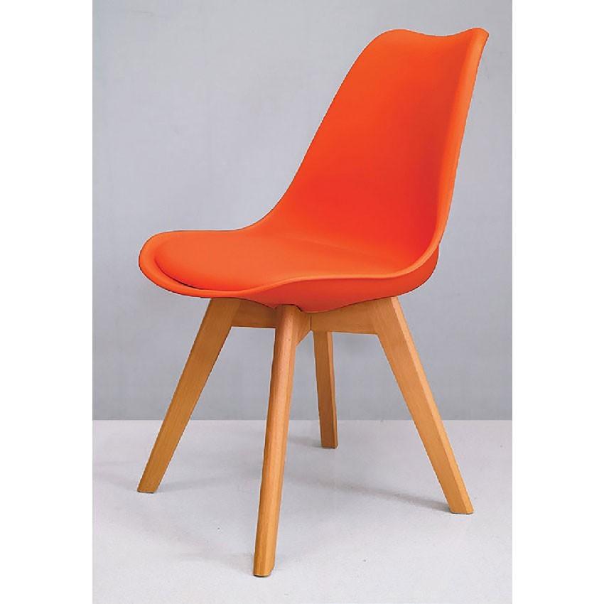 49cm多色餐椅-e771-5餐椅 北歐工業風 書桌椅 長凳 實木椅 皮椅布椅 餐廳吧檯椅 會議椅