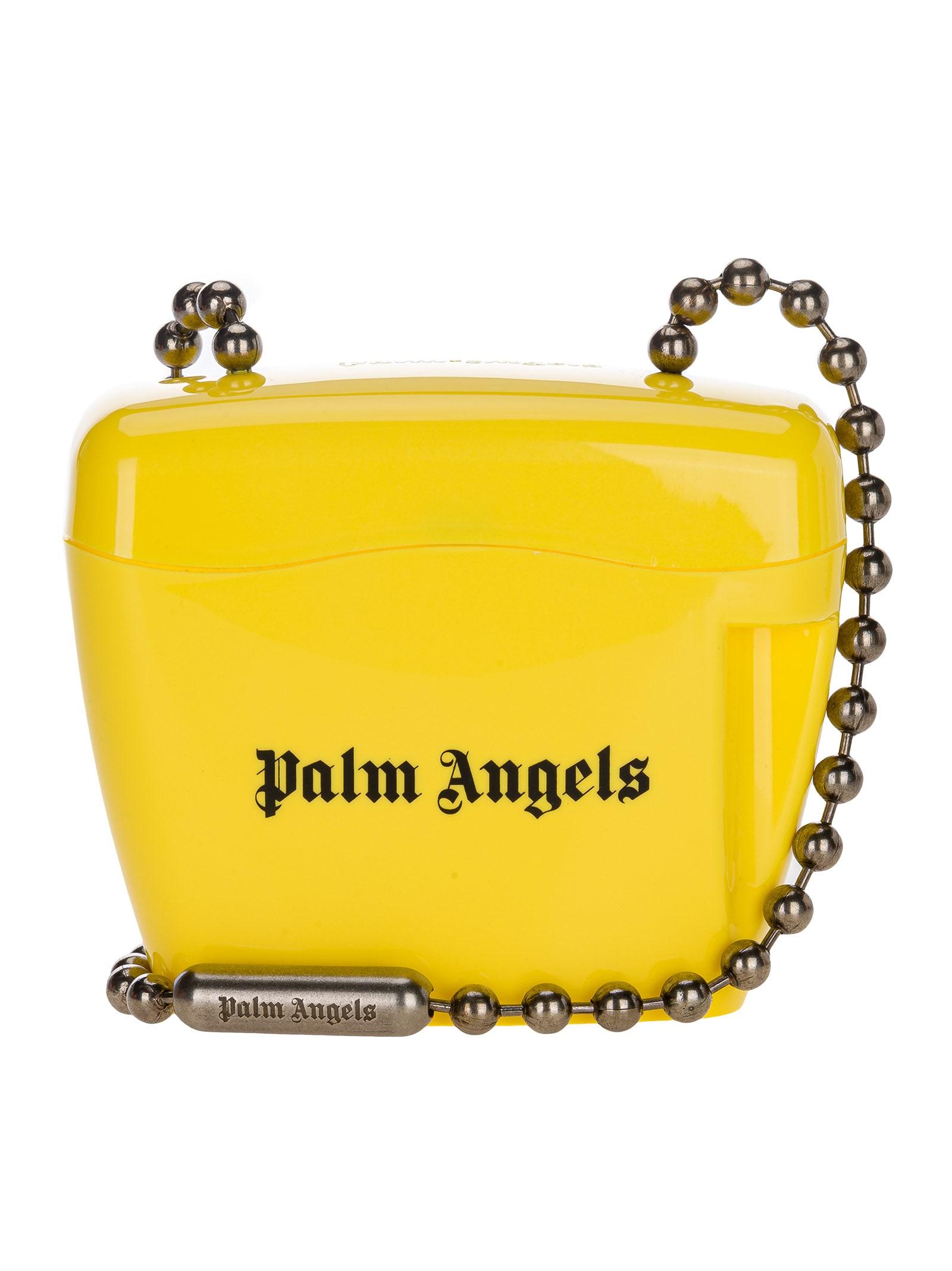 Palm Angels Mini Padlock Bag