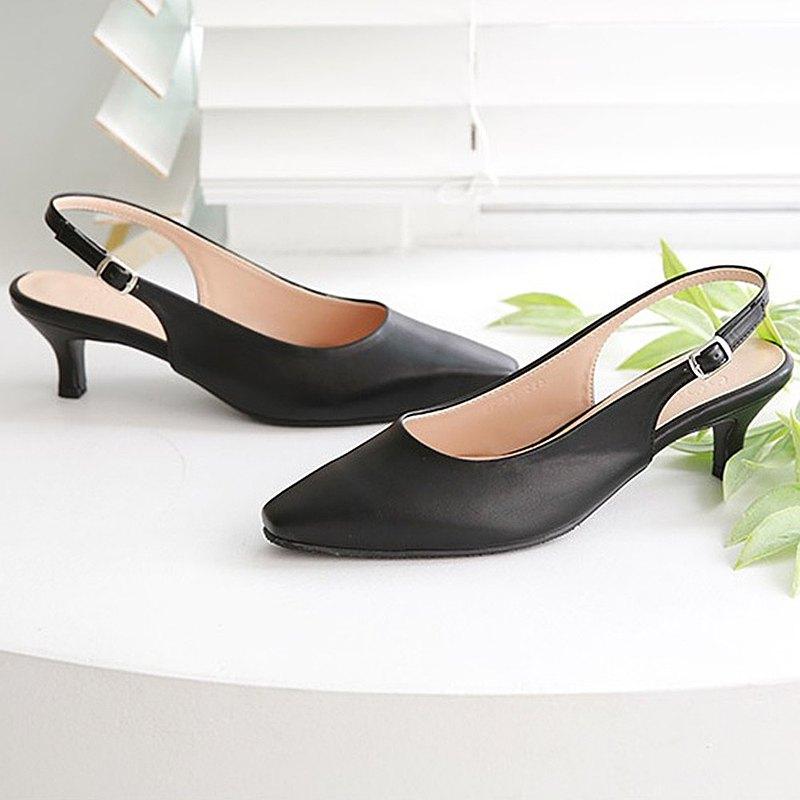 PRE-ORDER 韓國人手製 MACMOC Loid BLACK 綁帶涼鞋