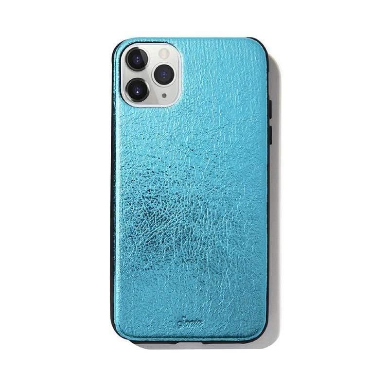 iPhone 11 Pro 搖滾芭比-藍軍規防摔手機保護殼