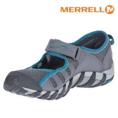 MERRELL 女 ML033190 水陸兩棲運動鞋 WATERPRO PANDI 2【鐵灰色】