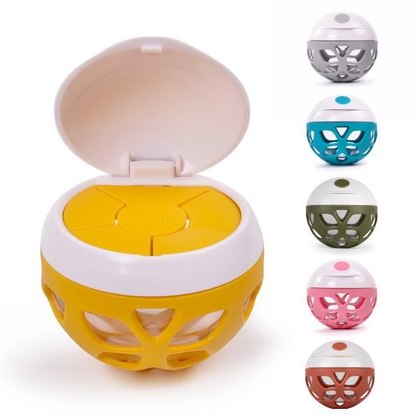 meroware ELLE零食球150ml-6色可選|零食盒【麗兒采家】