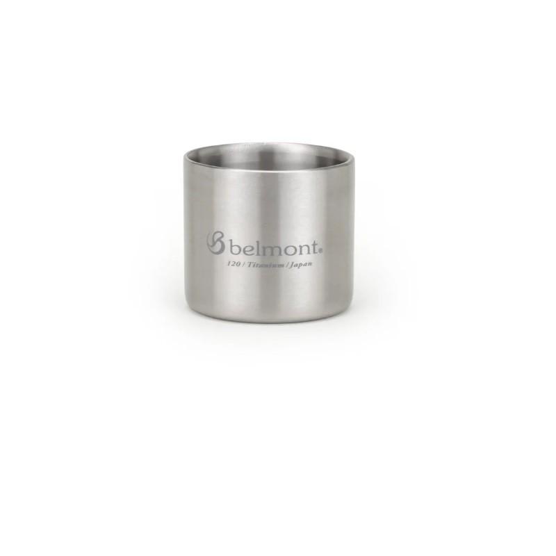 Belmont 鈦杯 120ml BM-330 輕便餐具 杯子 杯具 攜帶方便 鈦製品