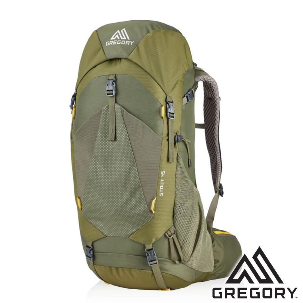 【美國 GREGORY】 STOUT 登山背包 45L『茴香綠』G126872