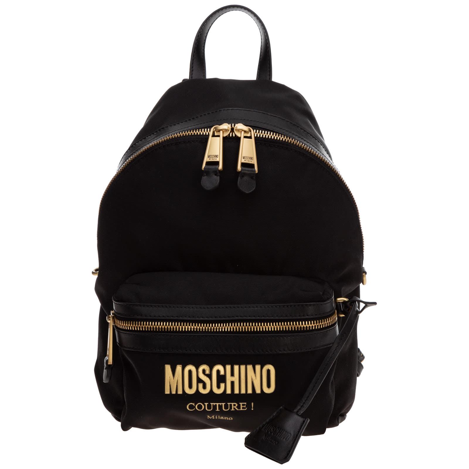 Moschino Supreme Star Backpack