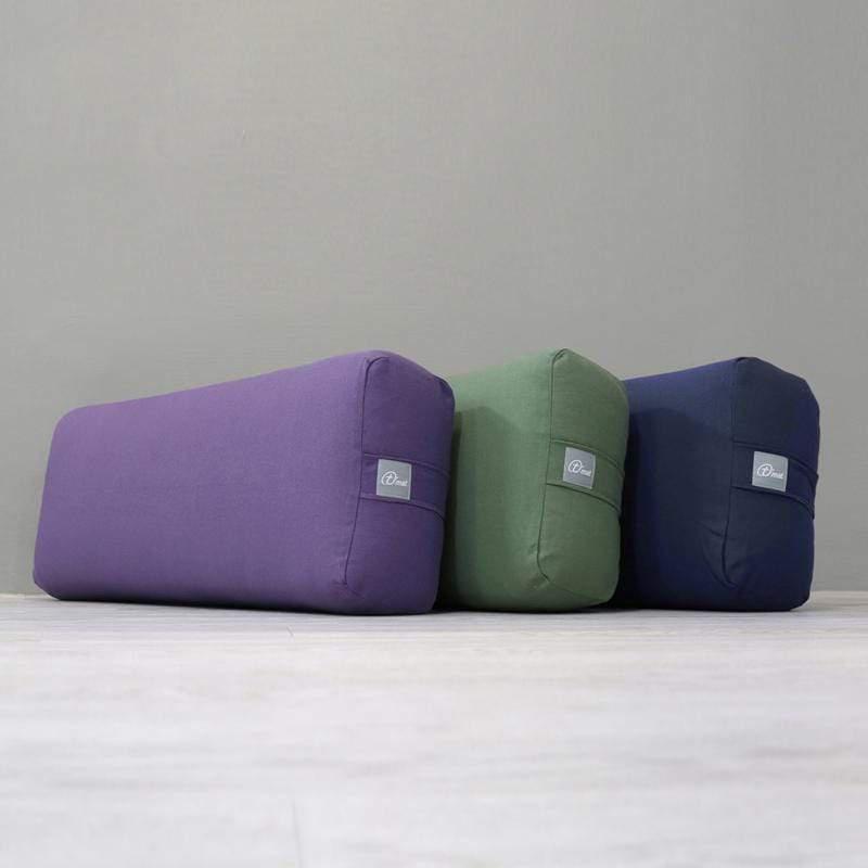 瑜伽枕/雙面硬度/雙提把 瑜伽枕/暮光紫