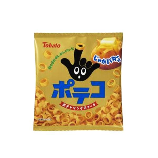 日本 Tohato 東鳩 手指圈圈餅 (奶油味) 65g