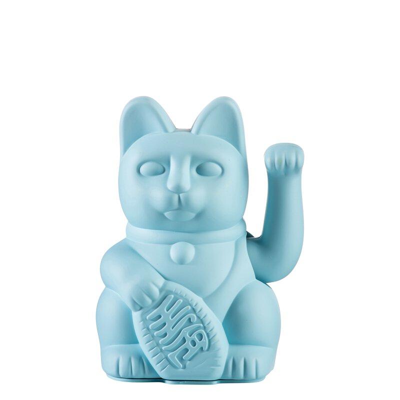 【5/7~5/14限時10%回饋】Donkey幸運繽紛招財貓 ★幸運藍色:代表智慧學術、事業有成。