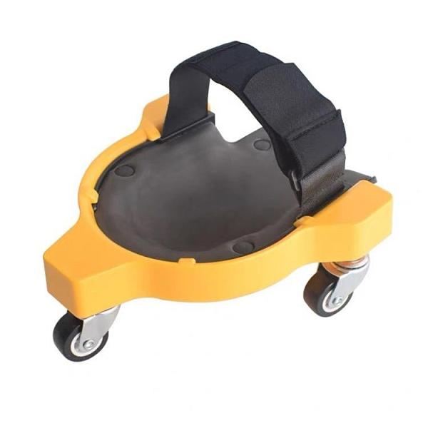 滑動護膝貼瓷磚地板磚美縫木工萬向輪移動跪墊跪地膝滑輪跪地滑輪(30*23/777-11002)