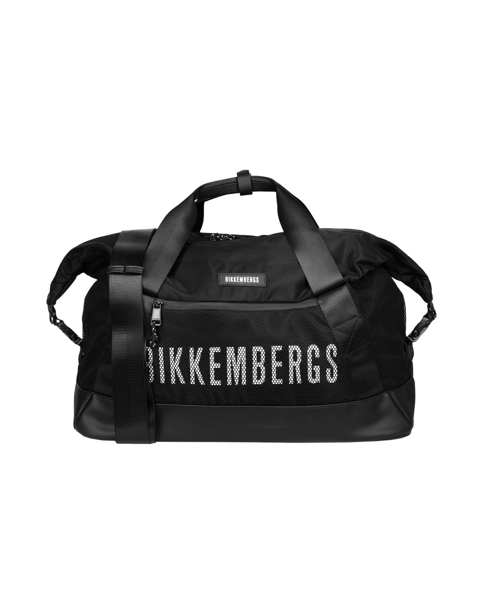 BIKKEMBERGS Travel duffel bags - Item 55020681