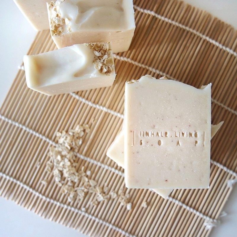 燕麥牛油果冷製皂 | 敏感性皮膚 100g