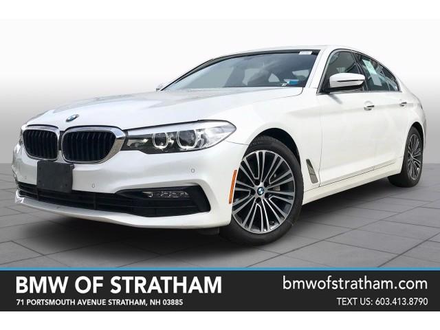 [訂金賣場]Certified 2018 BMW 540i xDrive