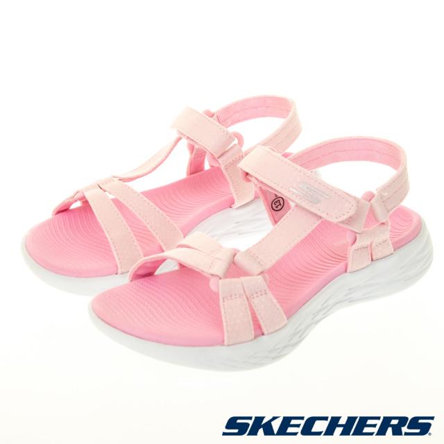 SKECHERS 女童涼拖鞋系列 ON-THE-GO 600 - 302117LLTPK