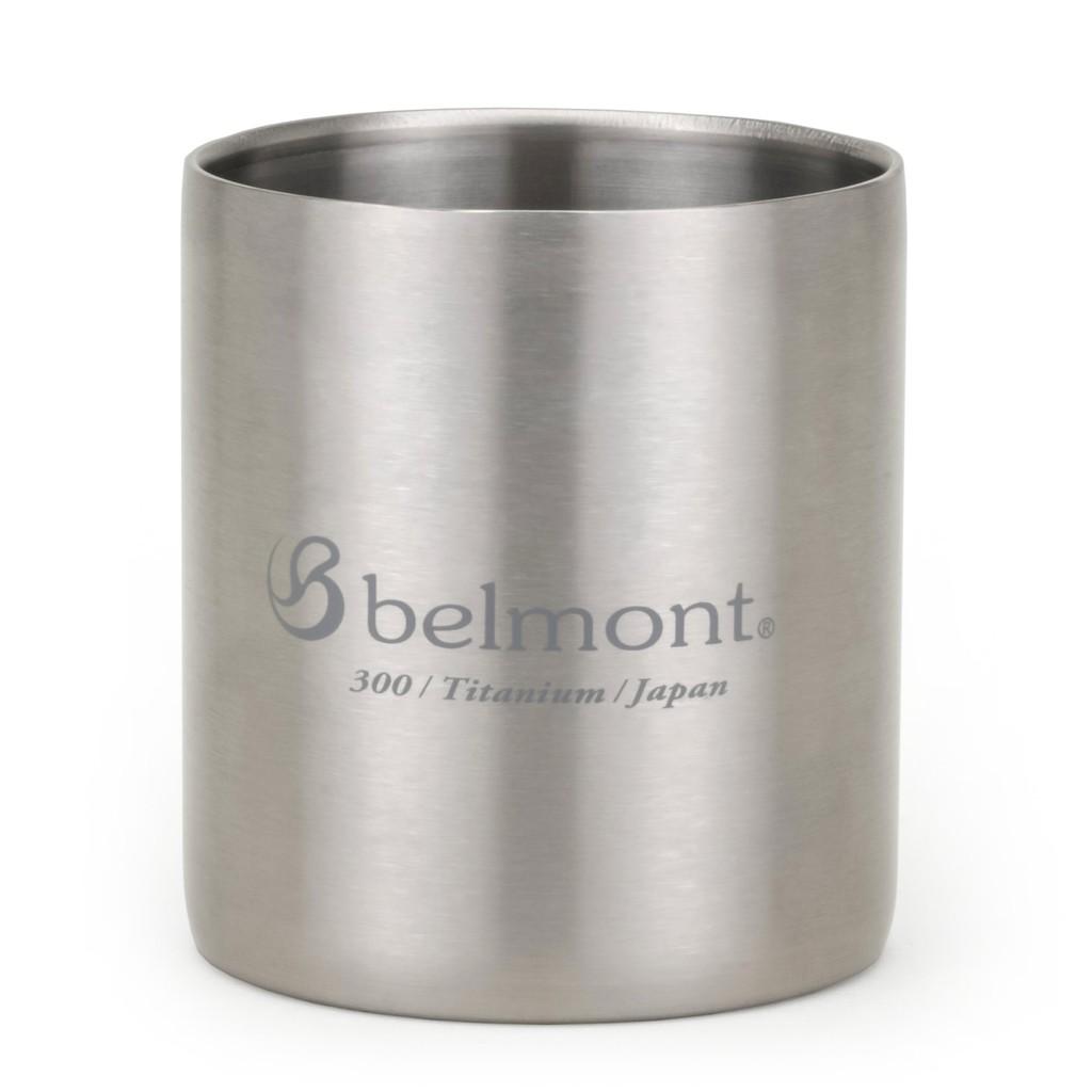 Belmont 鈦杯 300ml BM-332 輕便餐具 杯子 杯具 攜帶方便 鈦製品