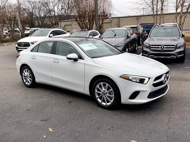 [訂金賣場]Certified 2021 A 220 Sedan
