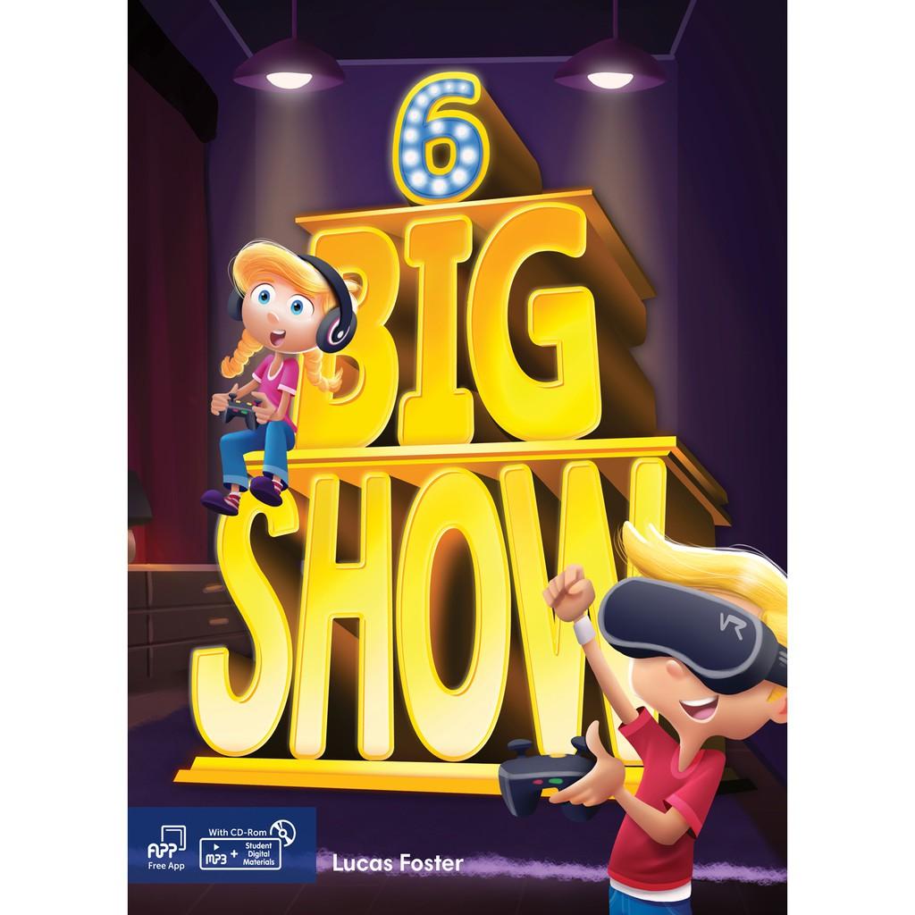 Big Show 6 (SB+CD)