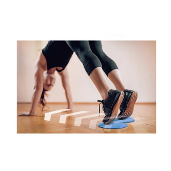 瑜珈 成功高等 SUCCESS KADON S5239 核心訓練滑行盤 [文具e指通 量販團購]