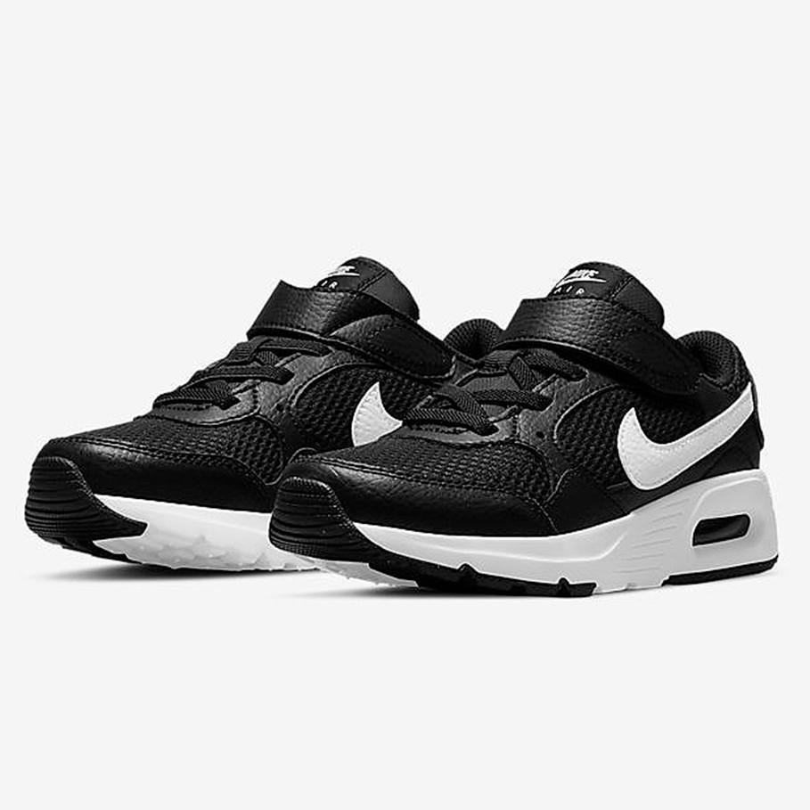 NIKE AIR MAX SC (PSV) 中童 休閒鞋 魔鬼氈 黑 CZ5356002 Sneakers542