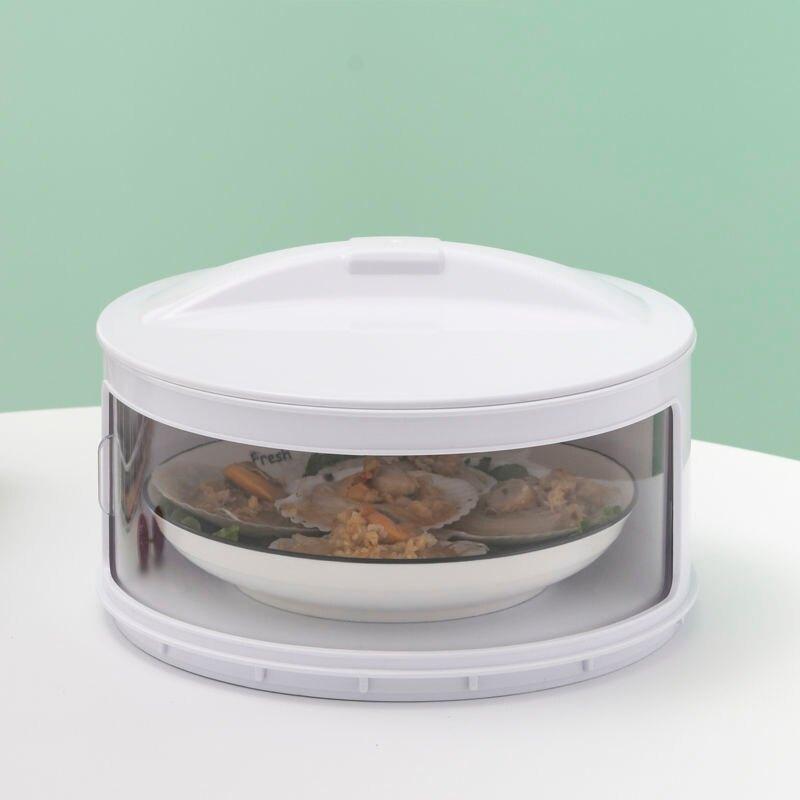 保溫菜罩加厚防塵家用保鮮多層多功能餐桌飯菜罩剩菜蓋菜神器