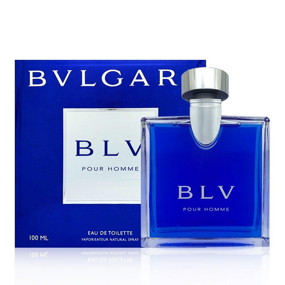 BVLGARI 寶格麗 藍茶男性淡香水 100ml