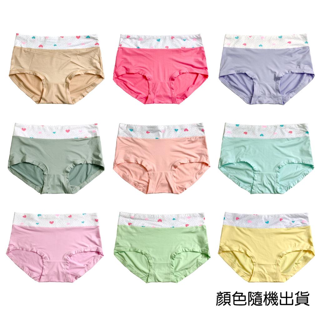 【吉妮儂來】舒適女內褲3102 F均碼(顏色隨機出貨)