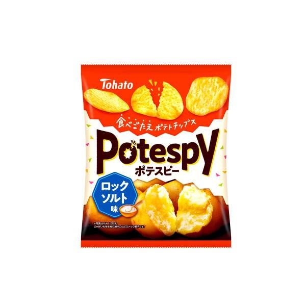 日本 Tohato 東鳩 Potespy 脆餅 (鹽味) 55g