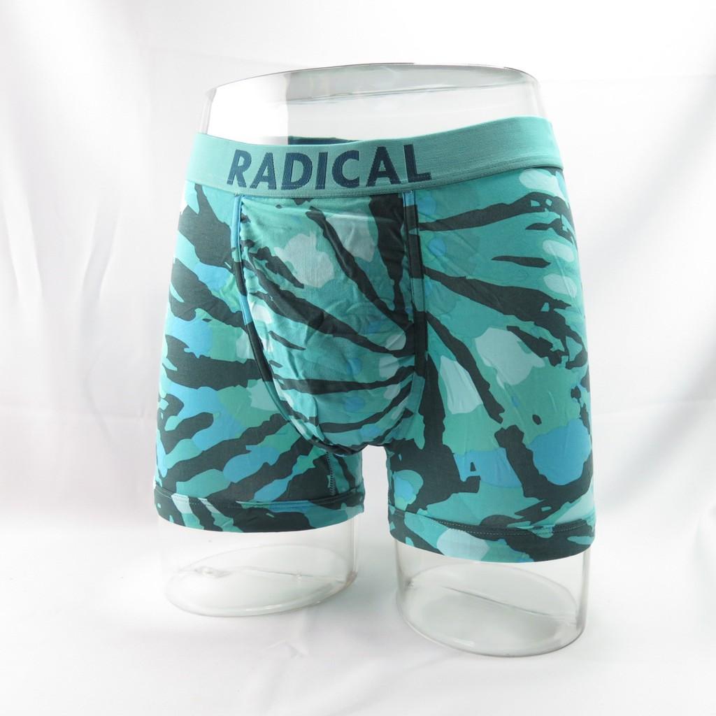 BN3TH 加拿大專櫃品牌 天絲 3D立體囊袋內褲 M2110130598 經典短版-紮染