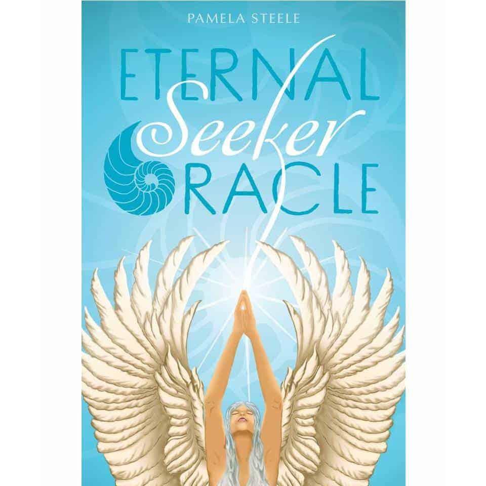 永恆追尋者神諭卡 Eternal Seeker Oracle,33張優雅藝術牌卡帶出人生百態的無常寓意【左西購物網】