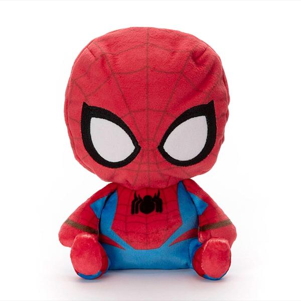 T-ARTS MARVEL XBUDDIES 絨毛S-彼得帕克 (蜘蛛人) 面具可拆_TA53728