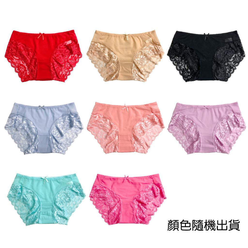 【吉妮儂來】性感女蕾絲褲3609 F均碼(顏色隨機出貨)