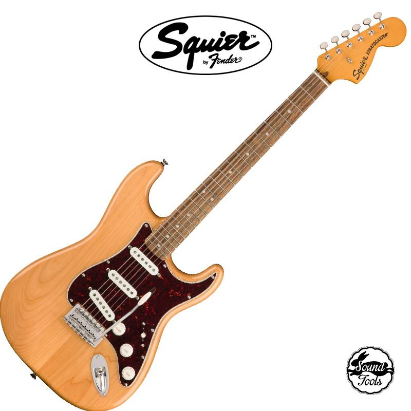 Squier Classic Vibe 70s Stratocaster NAT 電吉他 原木色【桑兔】