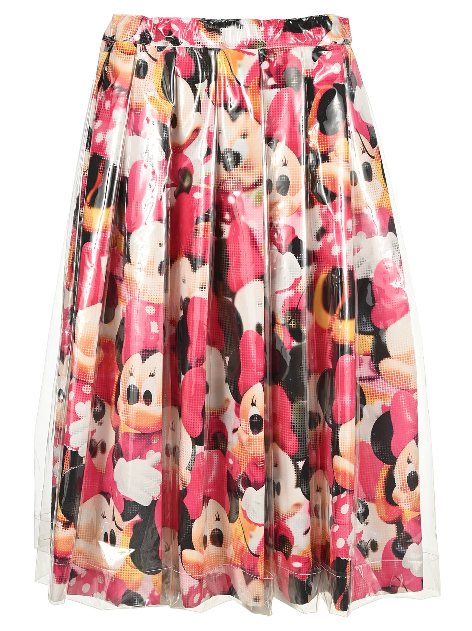 Comme Des Garcons Minnie Flared Skirt