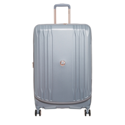 【DELSEY】ECLIPSE DLX-29吋旅行箱-銀色 00208083011