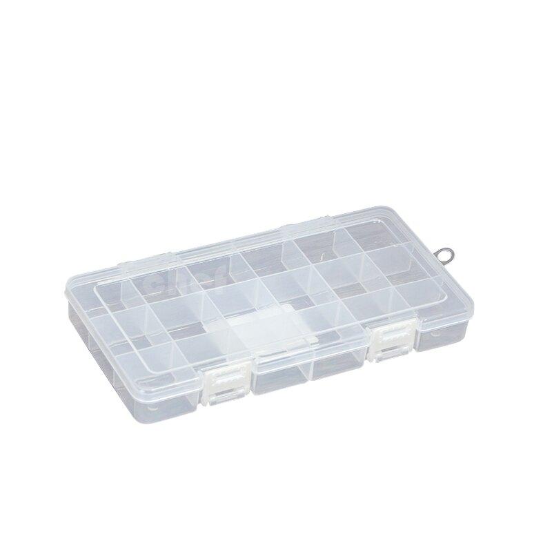 聯府方分隔18格收納盒通通集合整理盒0.5L分類盒TL303-大廚師百貨