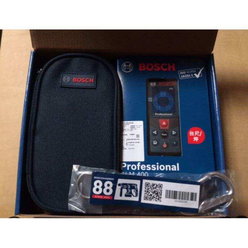 博世 GLM 400 測距儀 新品上市超值組合 GLM400 - 原廠保固