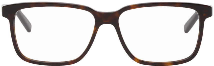 Saint Laurent 棕色 SL 458 眼镜