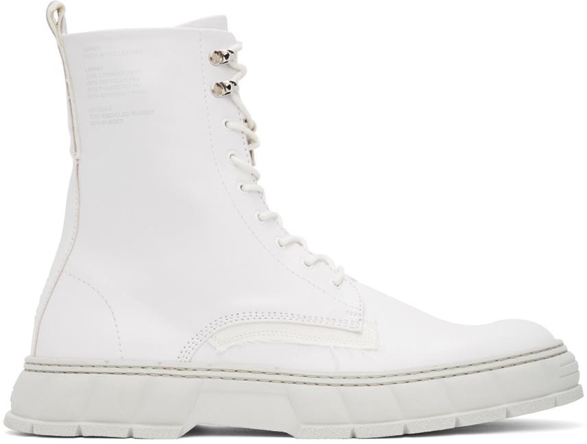 Virón 白色 1992 踝靴