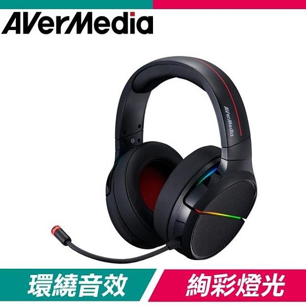 【南紡購物中心】圓剛 GH510 Live Gamer WAVES 7.1環繞音效電競耳機