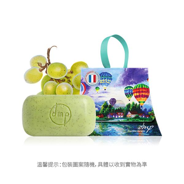 dmp 葡萄香杏籽香皂 100g (包裝隨機)