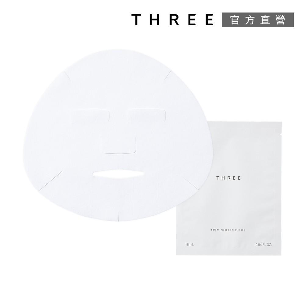 THREE 平衡SPA面膜 16mL(6入)